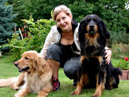 Hundetrainerin Diana Walther